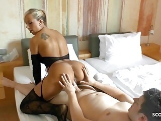 German Teen Seduce BF of her BFF for Cheating Fuck with her